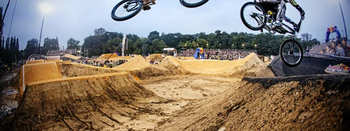 BMX Race Red Bull R.Evolution
